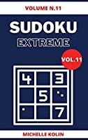 Sudoku Extreme Vol.11: 70+ Sudoku Puzzle and Solutions