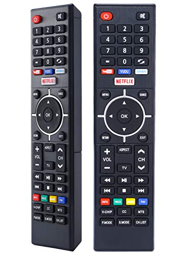 Universal Remote Control for Element TV Replacement for ELSW3917BF E2SW3918 E4SFT5017 E4STA5017 ELSJ5017 E4SW5518 ELST3216H ELST5016S E2SW5018 E4SW6518 Models. Buy it now for 6.99