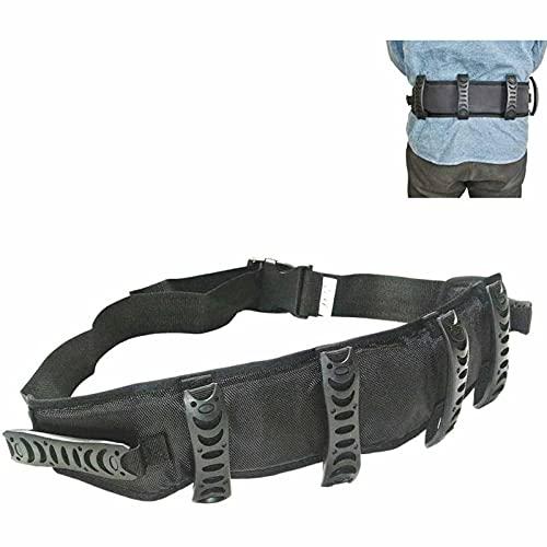 WANGXNCase Cinturón De Transferencia, Cinturón De Transferencia para Las Piernas Dispositivo De Asistencia De Marcha De Seguridad De Enfermería En Pacientes Prevención De Caídas para Ancianos
