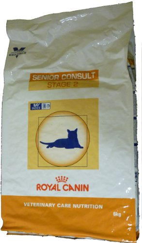 ROYAL CANIN Alimento para Gatos Senior Consult Stage 2-6 kg
