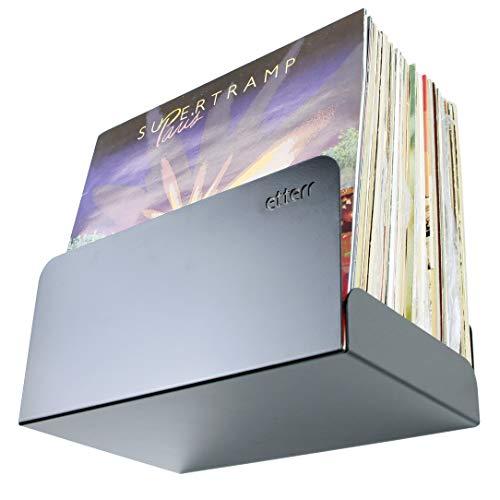 Etterr - Espositore da parete per dischi in vinile