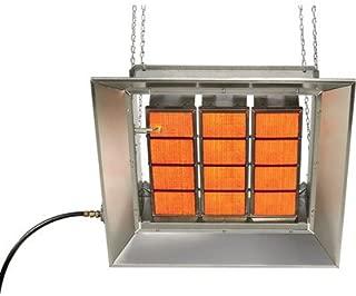 SunStar Heating Products Infrared Ceramic Heater - LP, 100,000 BTU, Model Number SG10-L