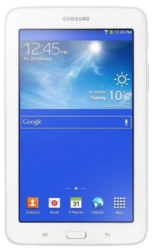 Samsung Galaxy Tab 3 Lite-Tablet touch da 7 '(17,78 cm), Dual Core 1,2 GHz, 8 GB, Wi-Fi