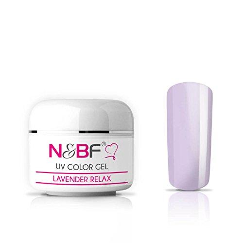 UV Farbgel Lavender Relax 5ml