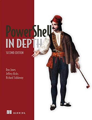 PowerShell in Depth product image