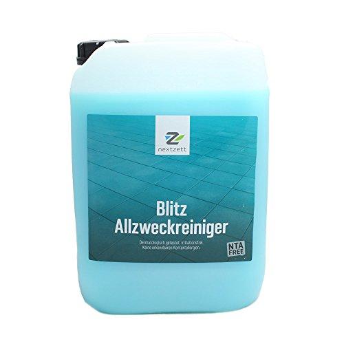 nextzett 90011015 Blitz Limpiador Universal Altamente Efectivo, 10 L