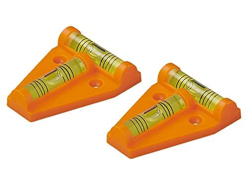 2er Pack magnetische Wasserwaage...