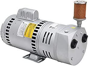 Gast 3/4 HP Rotary Vane Pond Aerator Air Compressor RV75 115/230 Volt