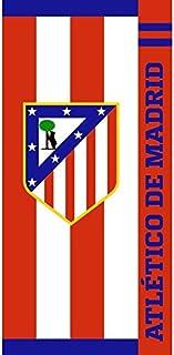Toalla Terciopelo Atlético de Madrid 76 X 152