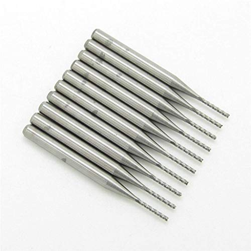 Schaftfräser, Gravurbohrer aus Karbid für CNC-/PCB-Maschinen