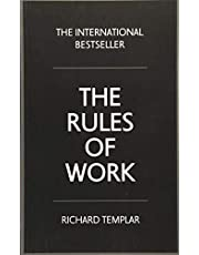 Rules of Work: A Definitive Code for Personal Success
