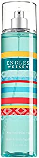 Bath and Body Works Endless Weekend Body Mist 236ml