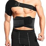 Cintura Apoyo Banda, Multa Cintura Recortadora Gimnasio Compuesto Material Tela por Deportes Cintura Proteccion