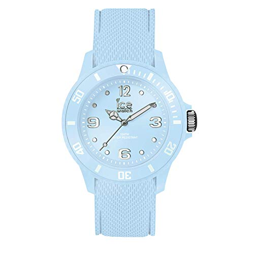 Ice-Watch - ICE sixty nine Pastel blue - Women's wristwatch with silicon strap - 014233 (Small)