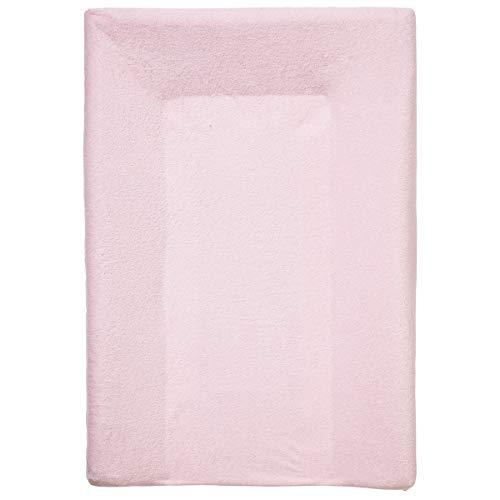 Babycalin Wickeltisch-Matratzenbezug, rosa, BBC512604, 50 x 70 cm