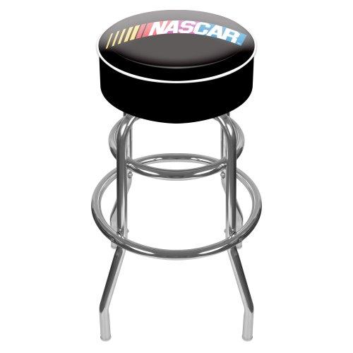 NASCAR Padded Swivel Bar Stool