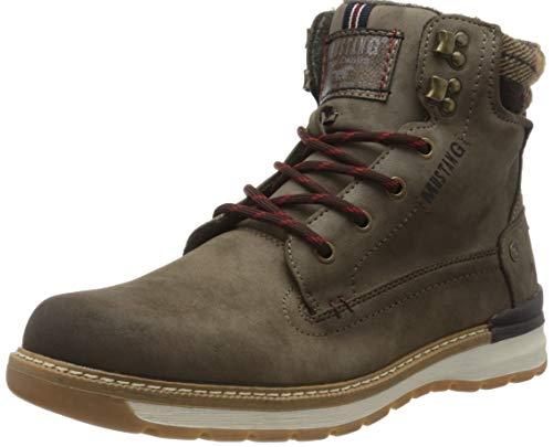 MUSTANG Herren 4141-503-306 Klassische Stiefel, Braun (Kaffee 306), 42 EU