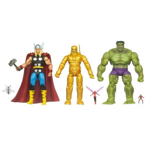 Marvel Universe Themed Figure Classic Avengers Pack