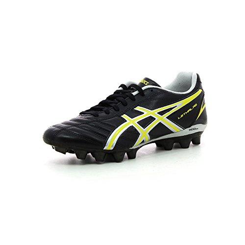 ASICS Lethal RS, Botas de fútbol para Hombre, Negro (Black 9093), 41.5 EU