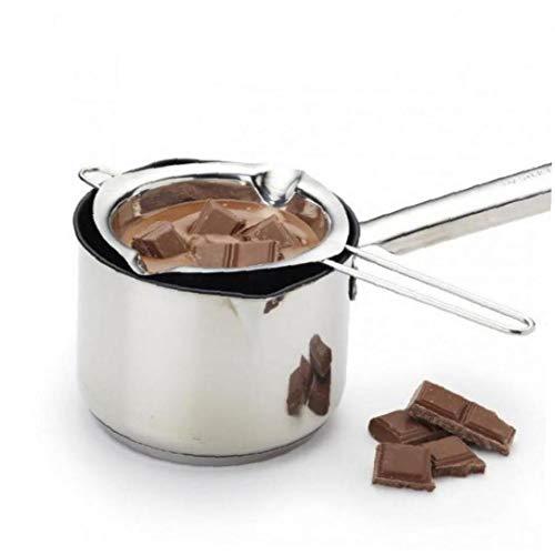 Case Cover Doppel-Kessel Pan Edelstahl Melting Pot Für Kerze, Schokoladenherstellung, Metallschmelztiegel Für Wachs, Butter Melting 1pc