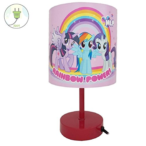Lampe à poser Mon Petit Poney