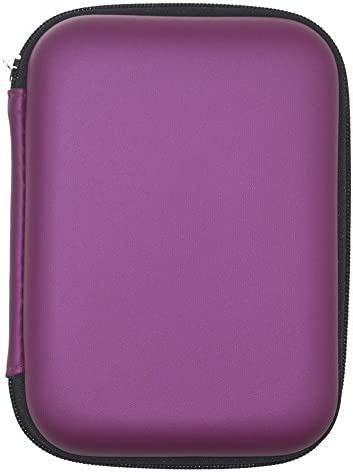Mosto 2 5 Inch Portable External Hard Disk Drive HDD Carrying PU Travel Case Pouch Cover with product image