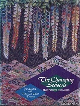 The Changing Seasons: Quilt Patterns from Japan (Dutton Studio Book) 0525934383 Book Cover
