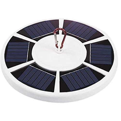 Solar Flag Pole Light LED LED Lampada da Bandiera Giardino Palo a Terra Lampada sensore Impermeabile per Giardino all aperto Prato per Giardino 42LED
