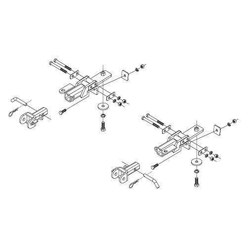 Roadmaster 3176-3 Baseplate