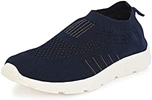 Bourge Men's Vega Slip-on Shoes at AED 41
