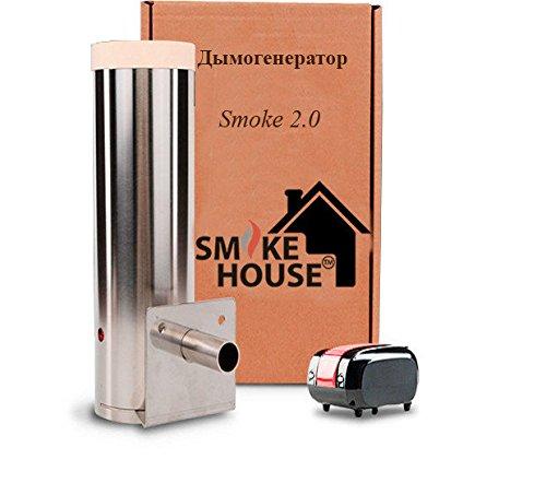 INTEROS RAUCHMASCHINE*RAUCHGENERATOR*KALTRAUCHGENERATOR*KALTRÄUCHER SMOKE1 von GELA24