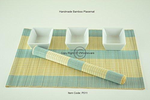 Set De Table, Bois De Bambou,