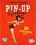 Pin-Up Wings stickers set 1...