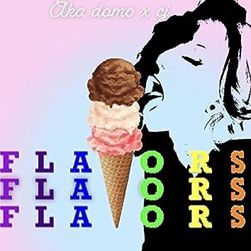 Flavors x CJ