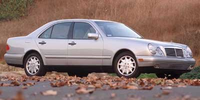 1997 Mercedes-Benz E300, 4-Door Sedan 3.0L Diesel ...