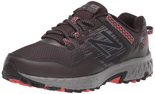 New Balance Men's 410 V6 Trail Running Shoe, Chocolate Brown/Black, 9.5 M US