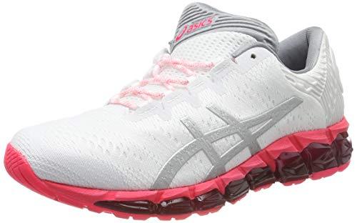 Asics Gel-Quantum 360 5 Knit 2, Zapatillas de Running para Mujer, Blanco...