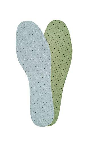 Kaps Einlegesohle Soft Latex, Schuheinlagen für ein Frischegefühl an den Füßen, Für alle Größen geeignet, 42 EUR