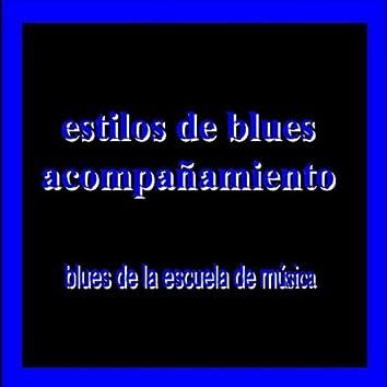 Estilos De Blues Acompañamiento