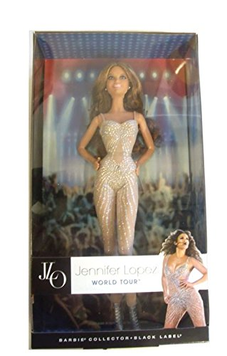 Mattel Y3357 - Barbie Collector Jennifer Lopez
