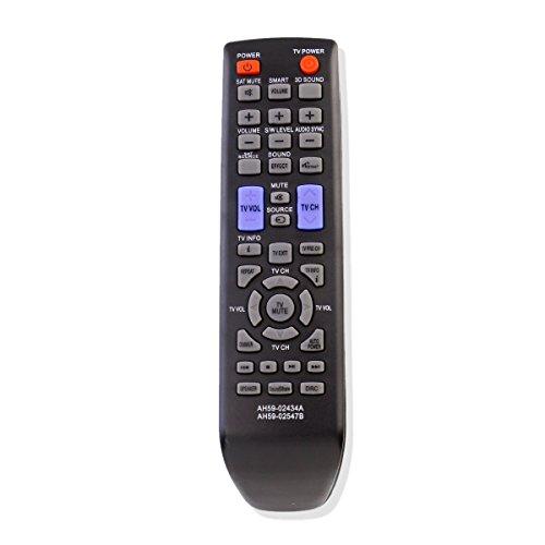 VINABTY AH59-02547B AH59-02434A Fernbedienung kompatibel mit Samsung Soundbar HW-F450 HW-E350 HW-E450 HW-E550 HW-E551 HW-E551/XU