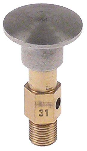 Falcon G1629 Brûleur d'allumage pour cuisinière à gaz à gaz à 1 ampoule Numéro 31