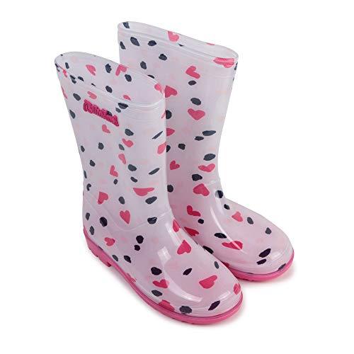 Billieblush Bottes de pluie pour enfant. - Multicolore - Unique, 30 EU