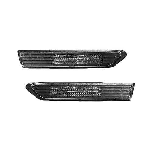 Acura Tl 04 05 06 07 08 Front Smoke LED Side Marker Light Set Pair Left