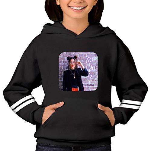 Drum-Set Unisex Toddler Hoodies Fleece Pull Over Sweatshirt for Boys Girls Kids Youth