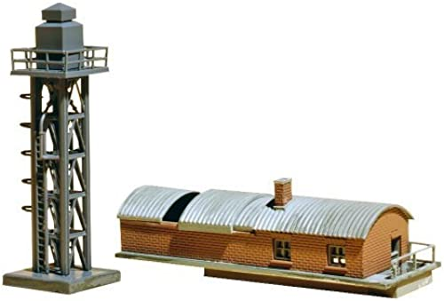 Faller 222146 Sand House With Sanding Tower & Bag Of Sand Era Ii by Faller