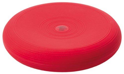 Togu Dyn-Air - Cojín para fitness (33 cm) rojo rojo Talla:33 cm