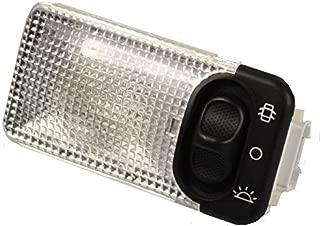 HLY/_Autoparts Commutateur /éclairage int/érieur pour Peugeot 206 306 Partenaire Citroen Xsara Berlingo 4 pins