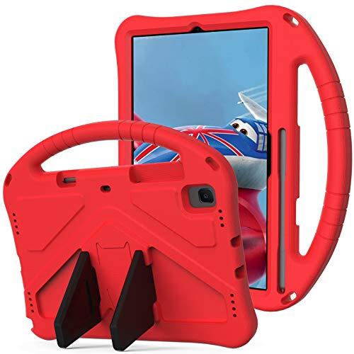 JIAHENG Caja de la Tableta Samsung Galaxy Tab S6 10.5'Casos 2019 (SM-T860 / T865), para niños EVA a Prueba de Golpes, a Prueba de Golpes, Estuche de Tableta a Prueba de descargas, con es