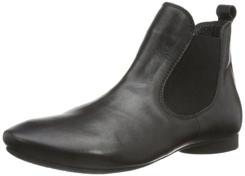 Think Damen Guad_888293 Chelsea Boots, Schwarz (Schwarz 00), 41 EU